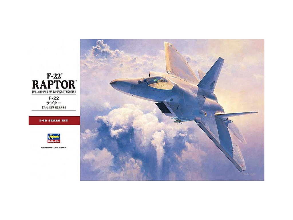 F 22 Raptor 1 48