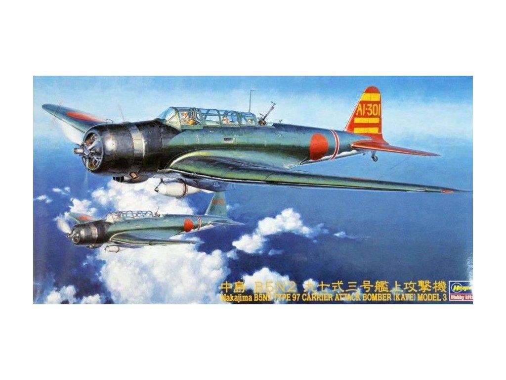 Nakajima B5N2 Kate 1 48