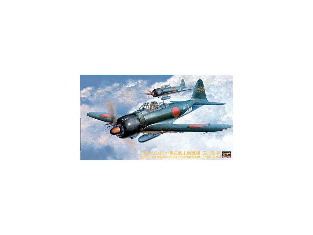 Mitsubishi A6M5c type 52 hei Zero