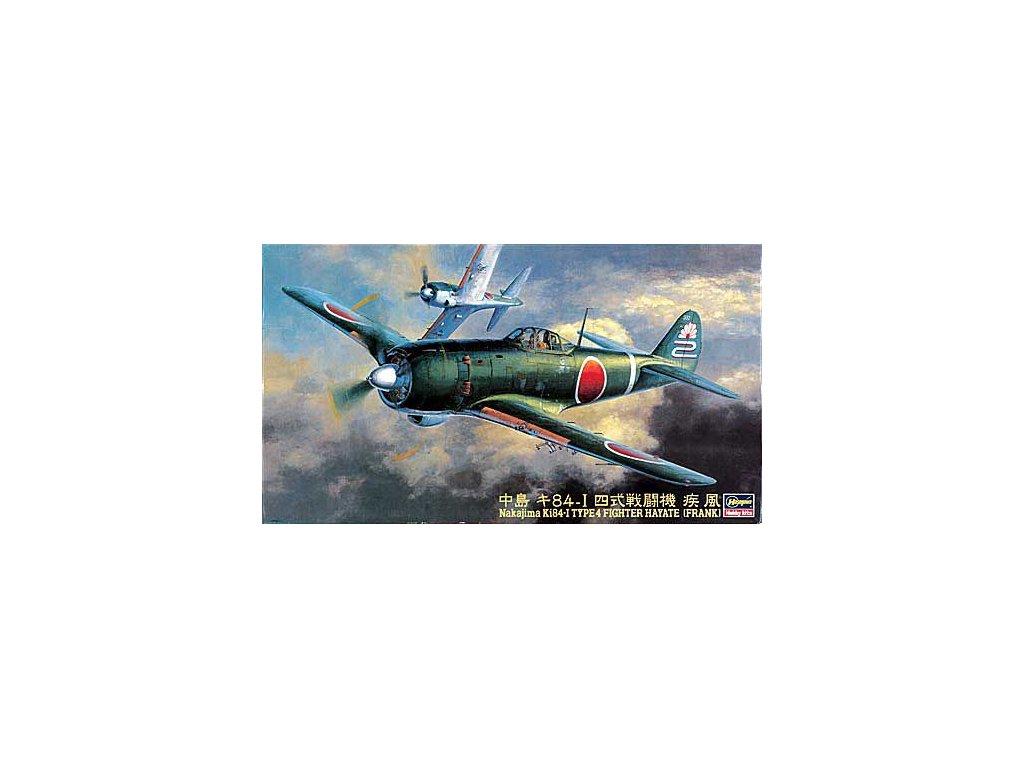 Nakajima Ki84 I type 4 Hayate Frank 1 48