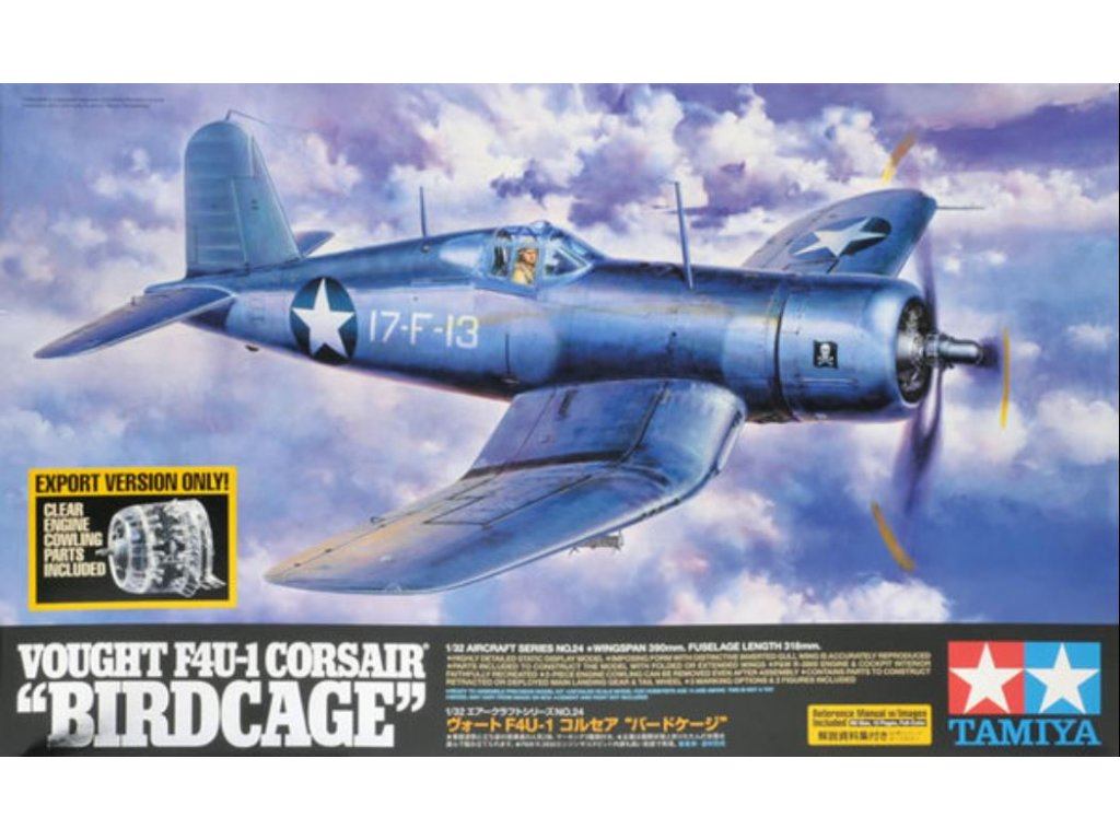 F4U 1 Corsair Birdcage