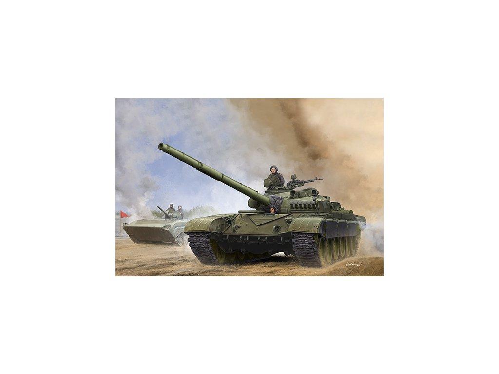 Russian T 72A Mod1979 MBT 09546