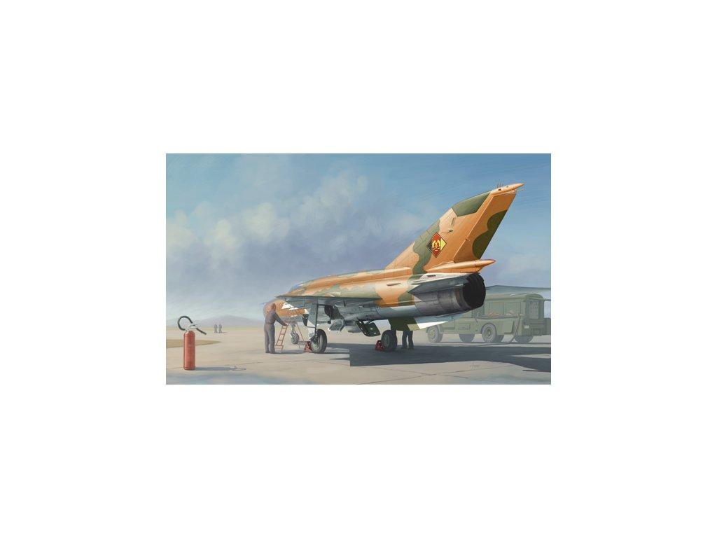MiG 21MF 02863