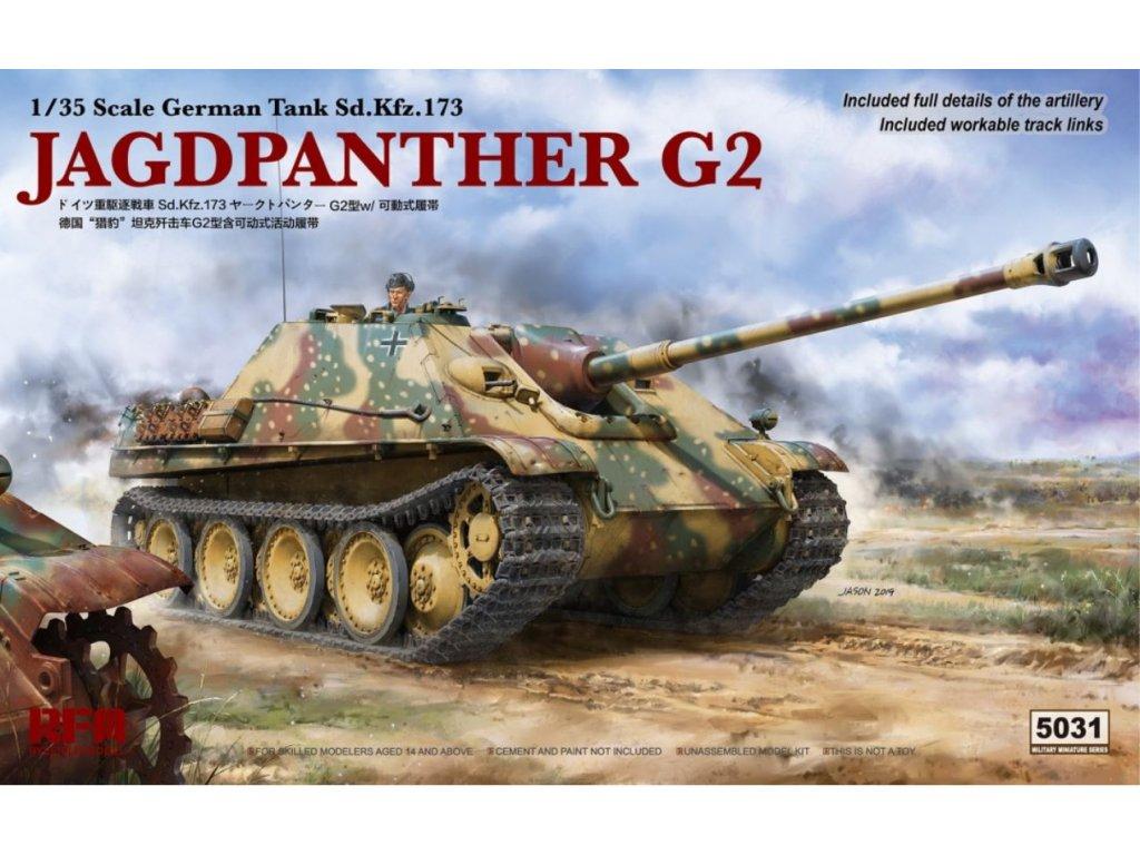 RM5031 Sd.Kfz.173 Jagdpanther G2