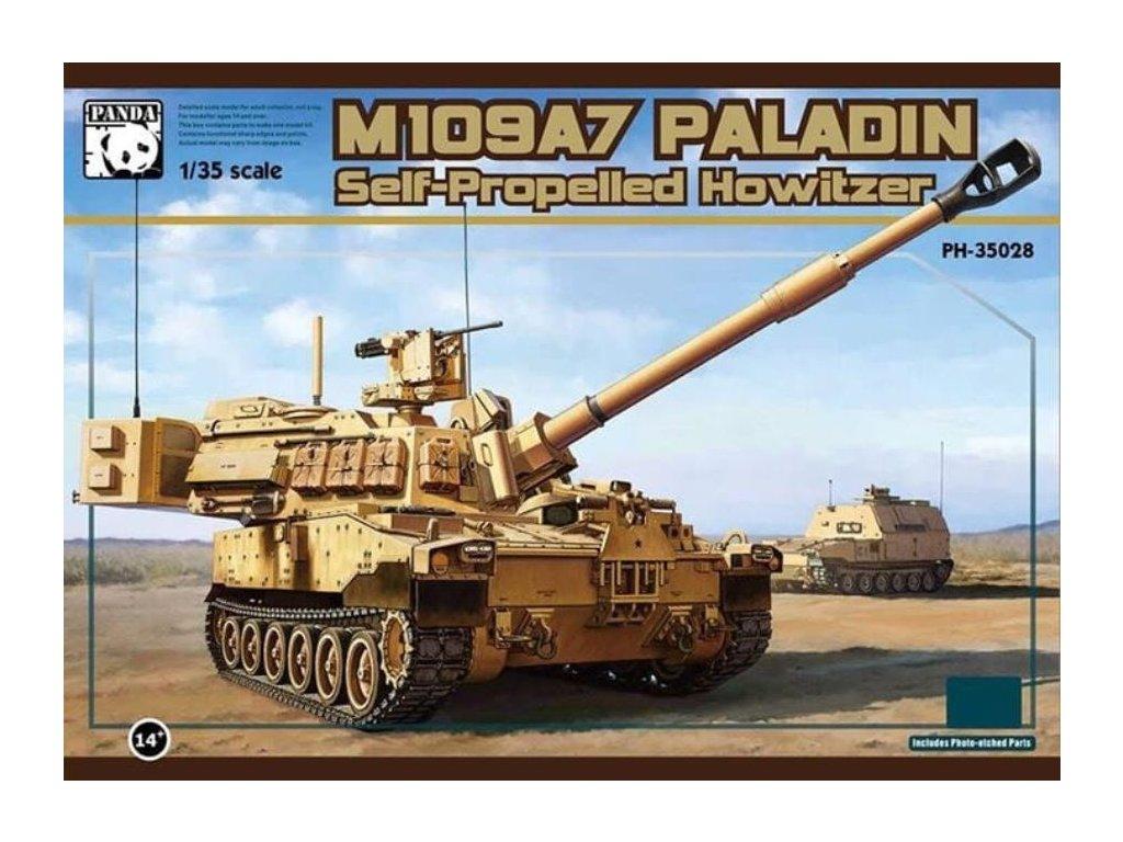 35028 M109A7 Paladin