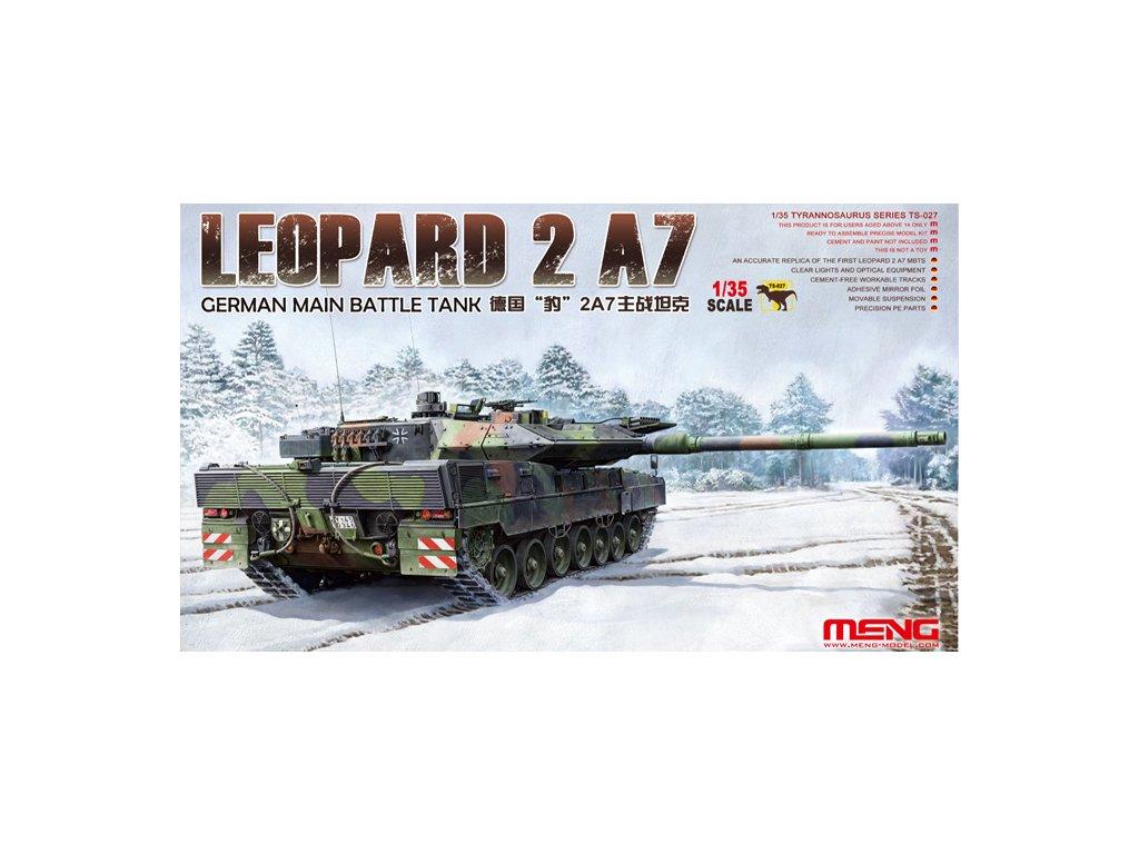 MENTS 027 Leopard 2A7