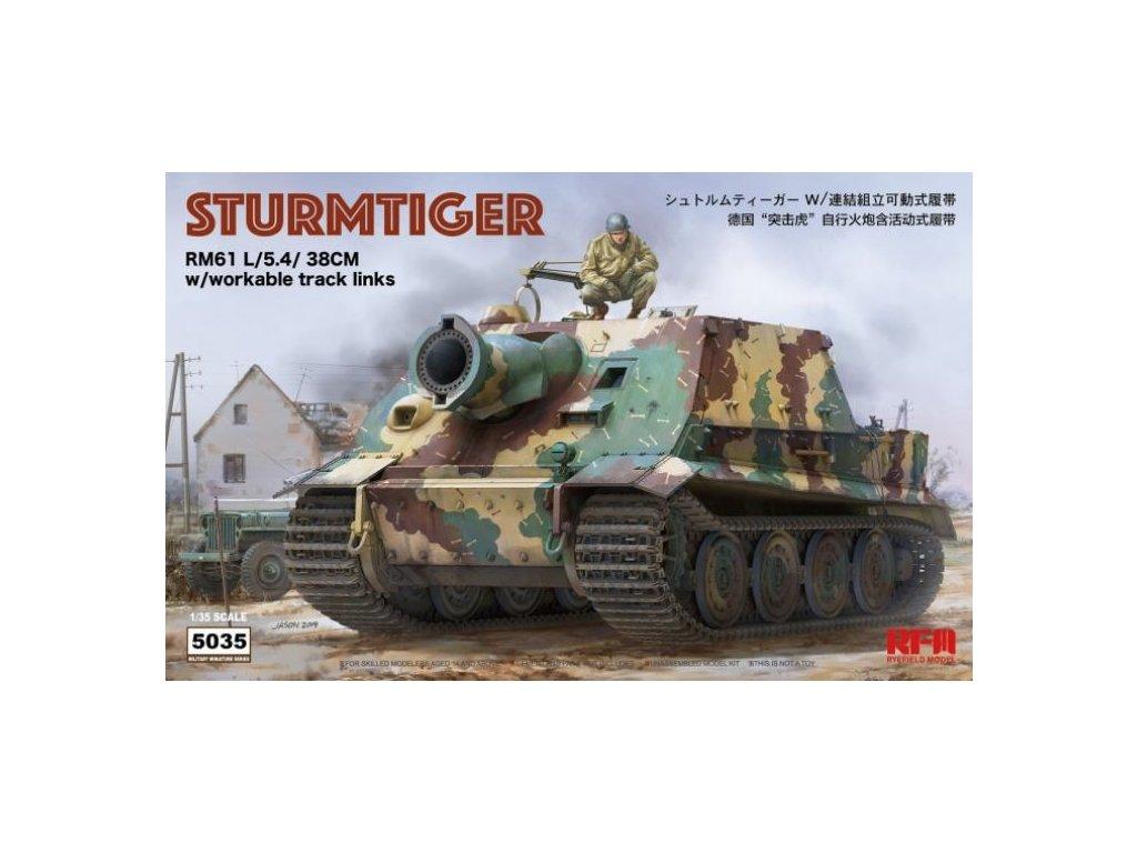 RM 5035 Sturmtiger