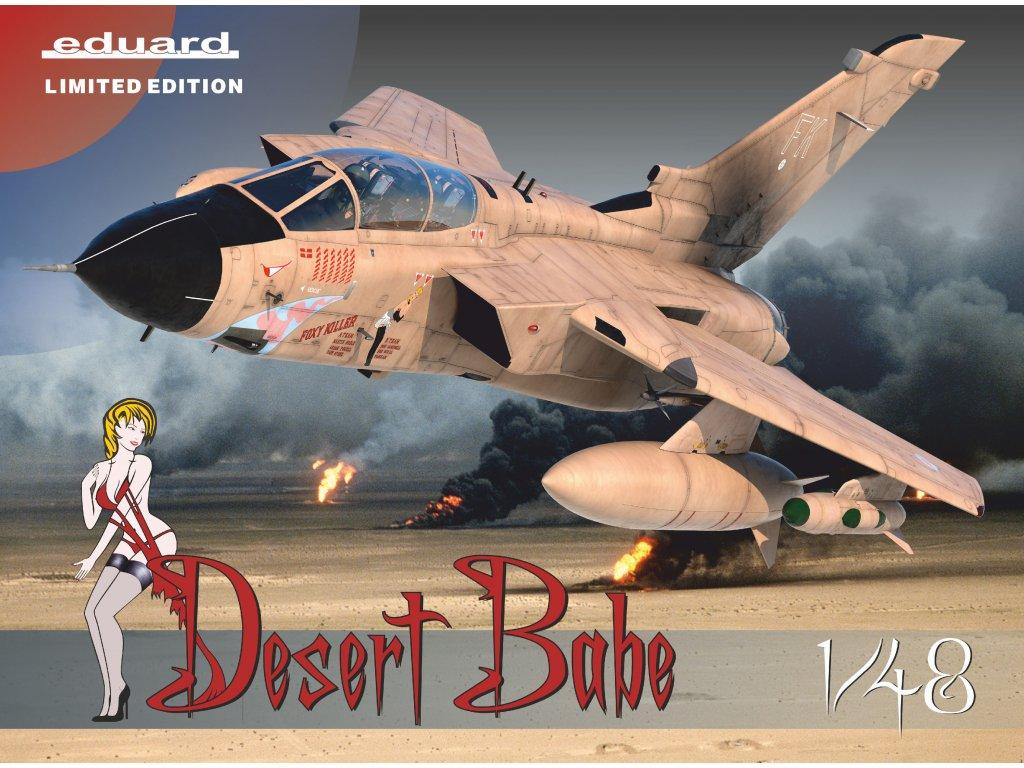 1/48 Desert Babe (Tornado GR. 1 - operace Pouštní bouře)