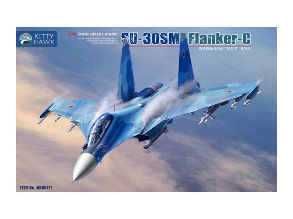 80171 Su 30SM Flanker H
