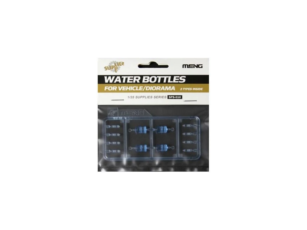SPS 010 Water Bottles for Vehicle Diorama