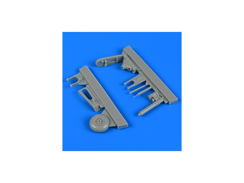 1/32 Fw 190F-8 tail wheel assembly (REV)