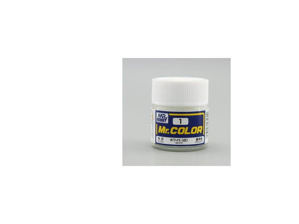 GNZC001 white bílá