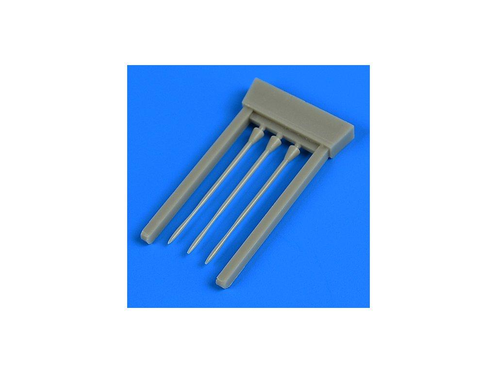 1/48 Kfir C2/C7 pitot tube (AMK)