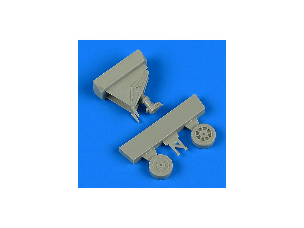1/48 A-1H Skyraider tailwheel (TAM)