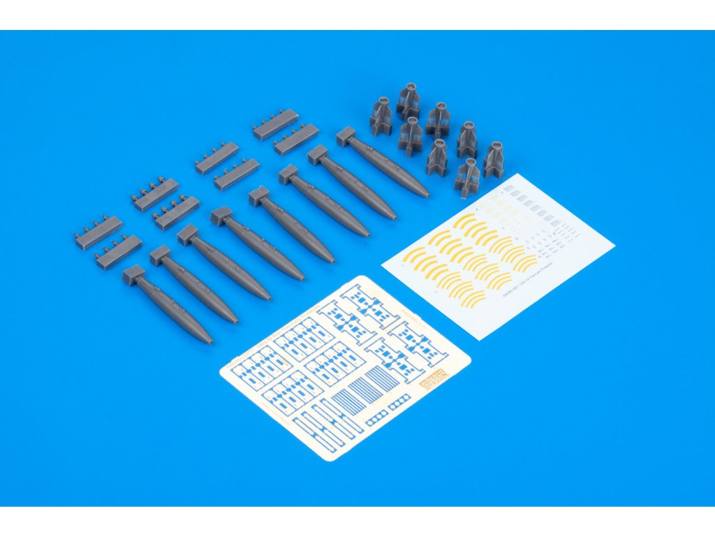 1/48 GBU-32 Thermally Protected