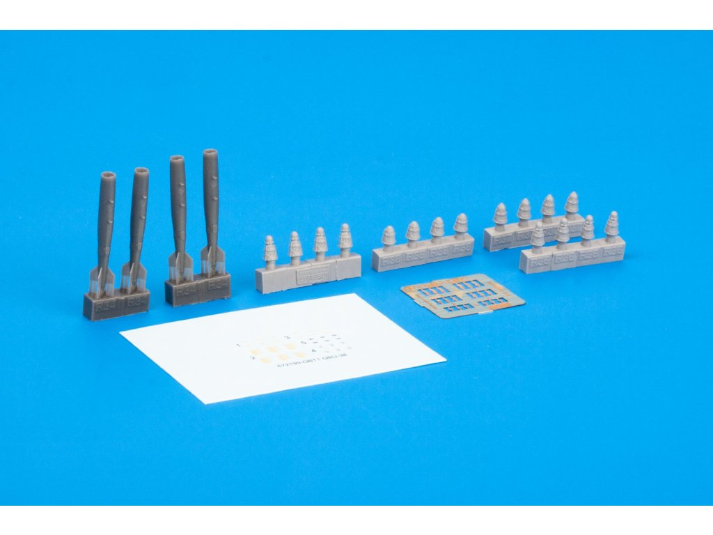 1/72 GBU-38 Non-Thermally Protected