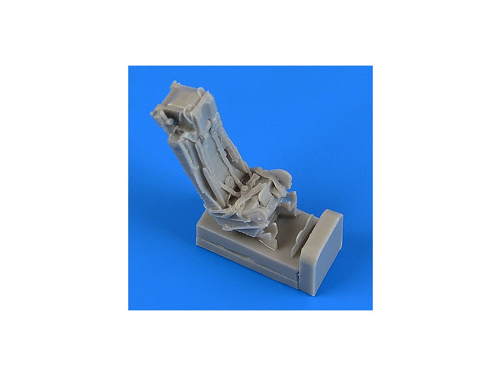 1/72 Swift FR.5 ejection seat with safety belts