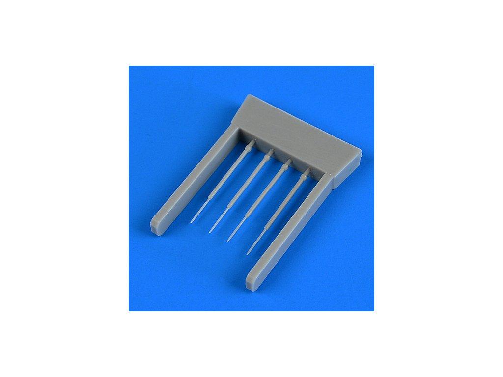 1/72 L-29 Delfin pitot tubes (AMK)