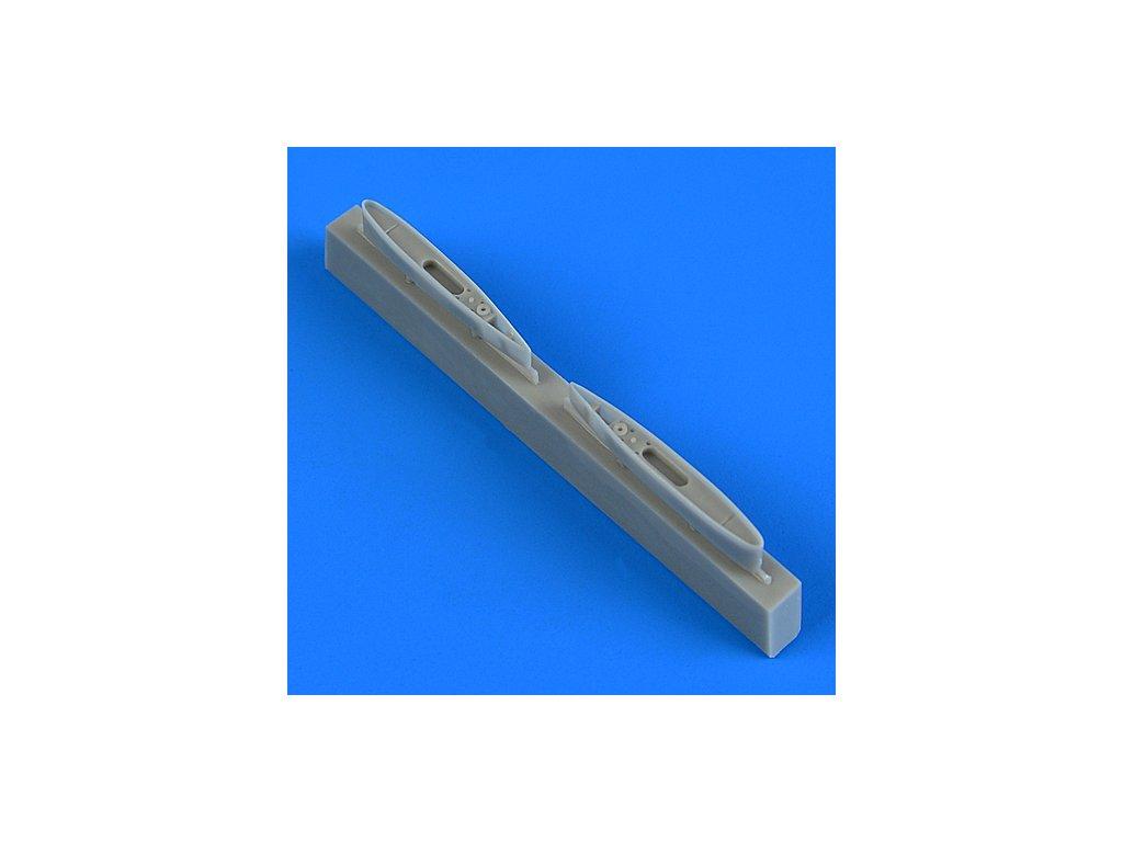 1/72 L-29 Delfin pylons (AMK)