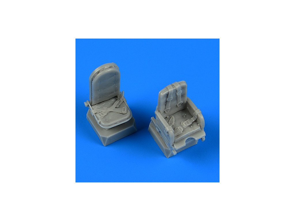1/72 Ju 52 seats with safety belts (ITAL)