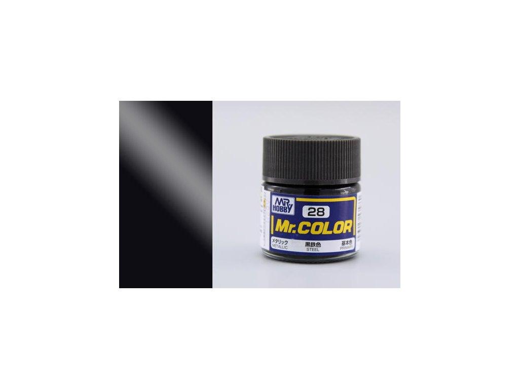 GNZC028 Steel Ocel