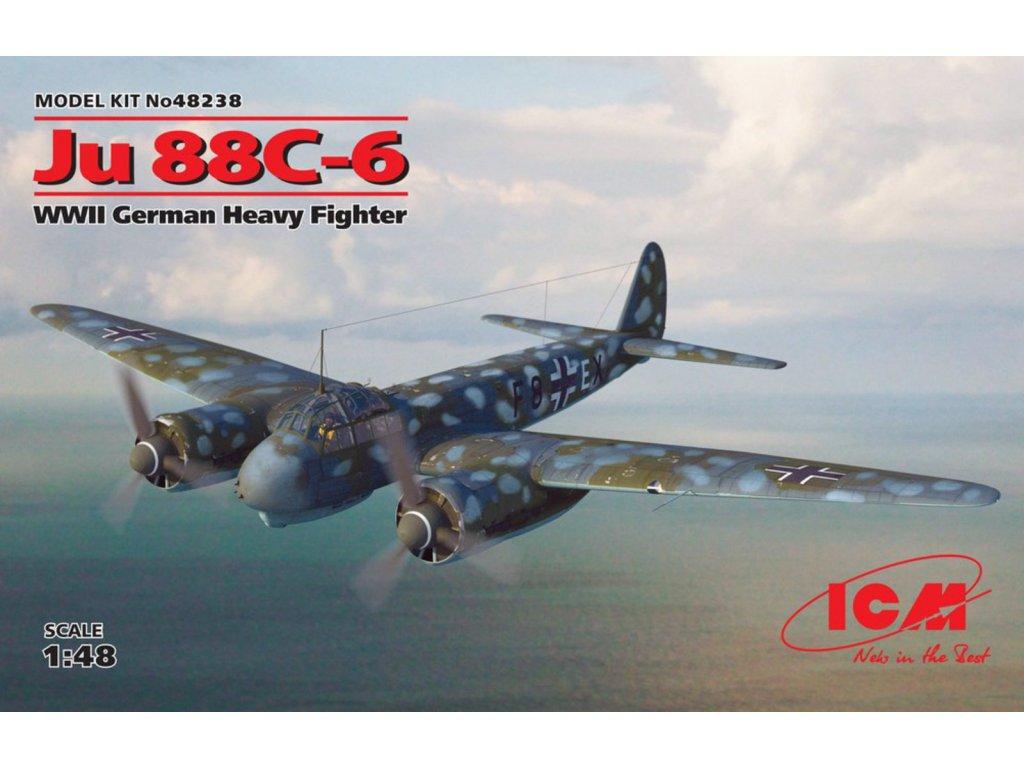 Junkers Ju 88C 6 German Heavy Fighter