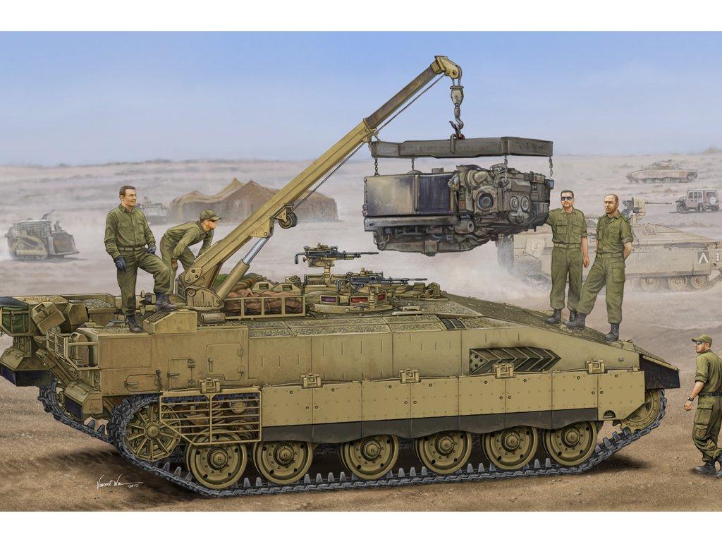 Israel Merkava ARV 82457