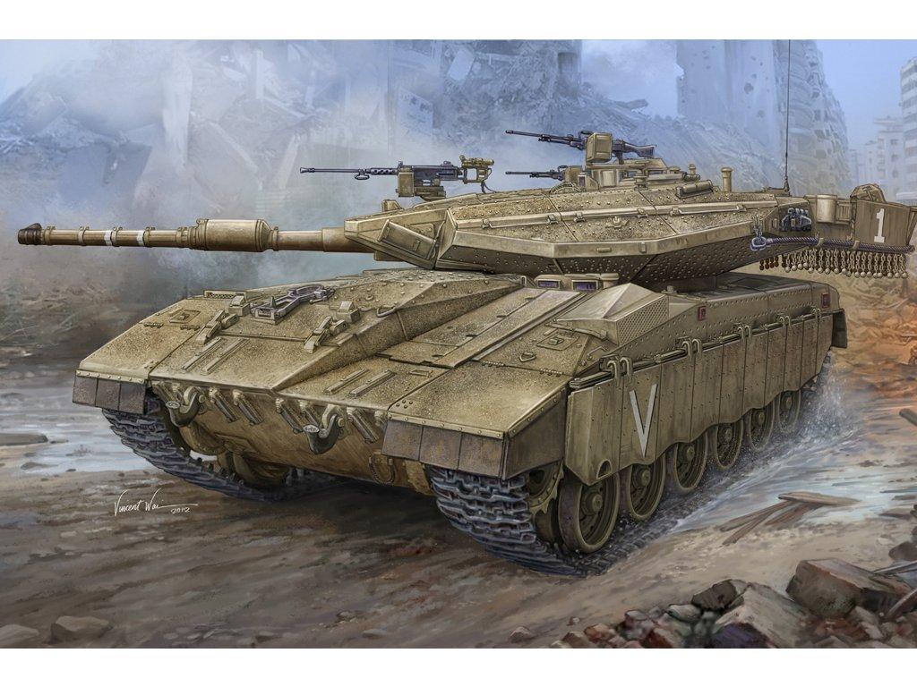 IDF Merkava Mk.IIID(LIC) 82476
