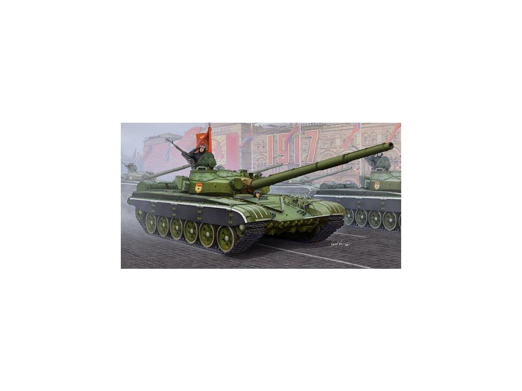 Russian T 72B MBT 05598