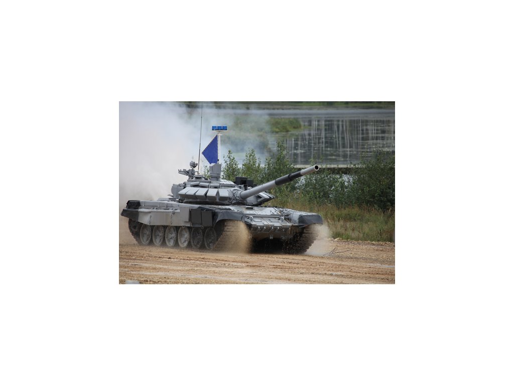 Russian T 72B3M MBT 09510