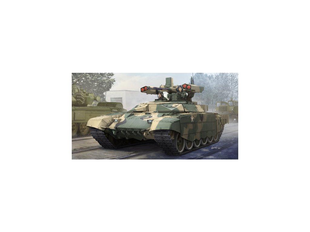 Russian BMPT 72 Terminator 09515