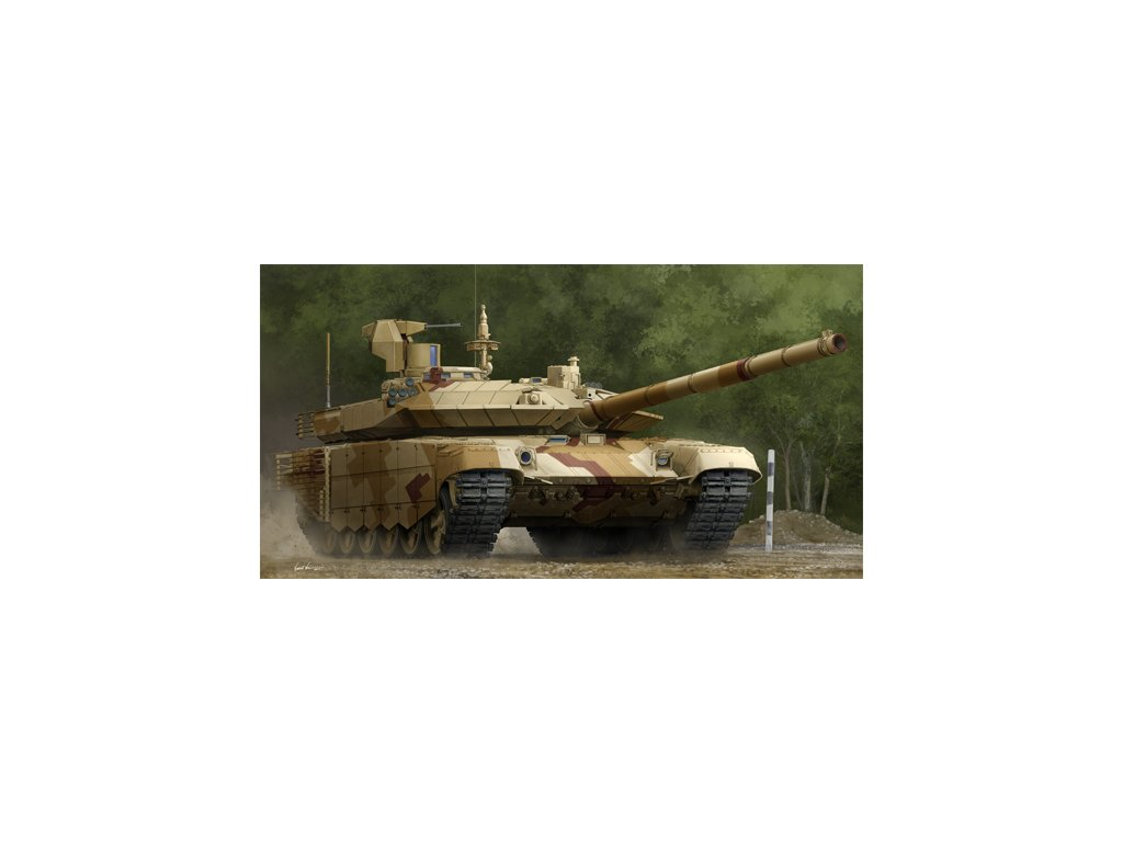 Russian T 90S MODERNIZED (Mod 2013) 09524
