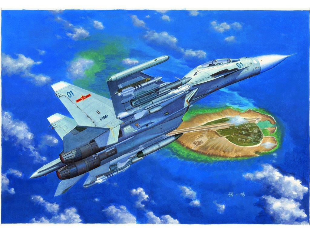 Russian Su 30MKK Flanker G 01659