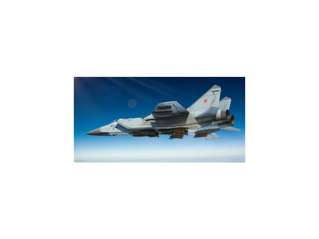 Russian MiG 31 Foxhound 01679