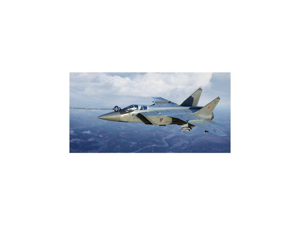 Russian MiG 31B BM Foxhound 01680