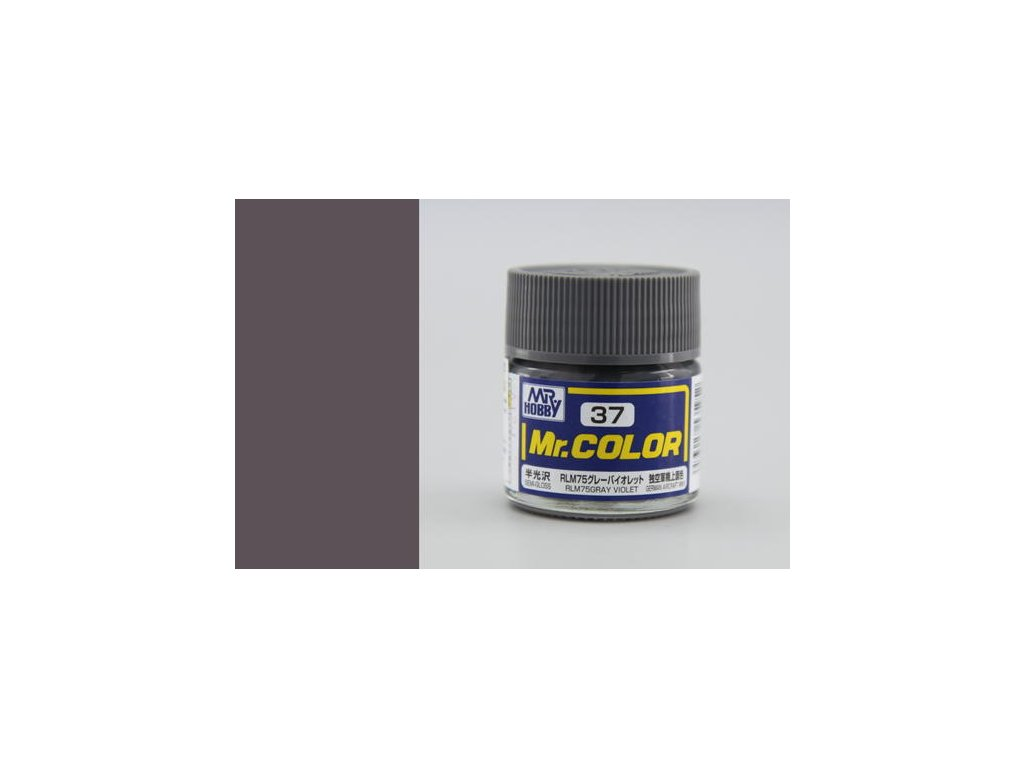 GNZC037 RLM75 Gray Violet Šedo fialová