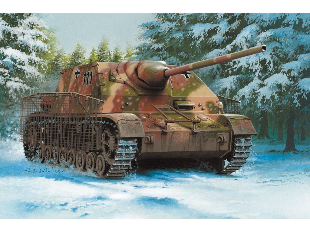 HBB80133 German Panzer IV 70 (A) Sd.Kfz. 162 1 1 35