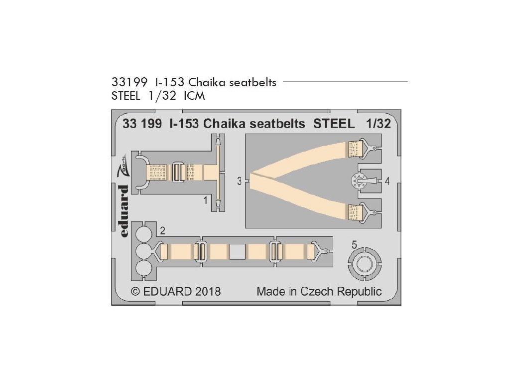 I 153 Chaika 1 32 ICM