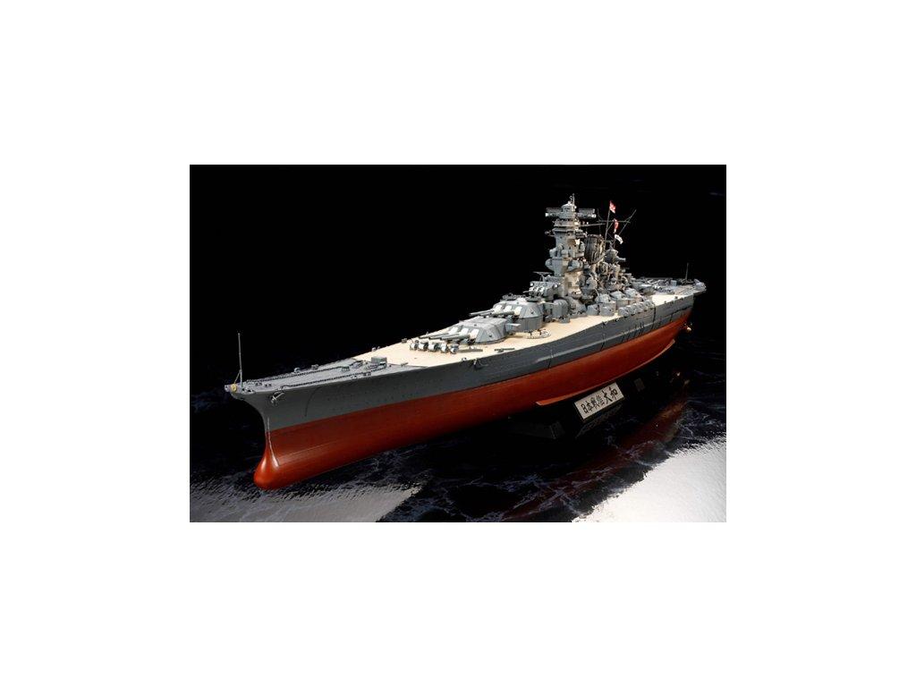 78025 Japanese Battleship Yamato