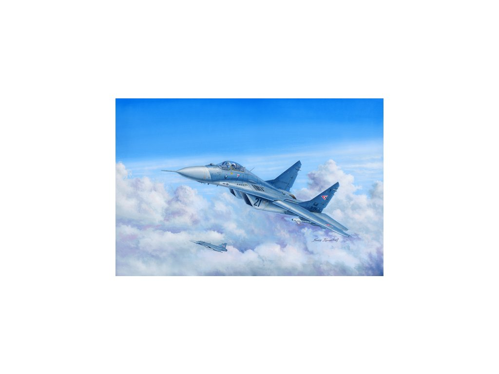 03223 Russian MIG 29A Fulcrum