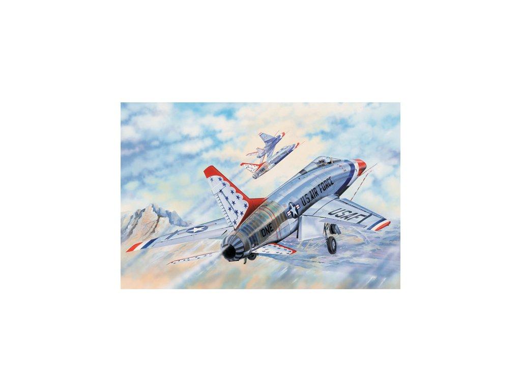 03222 F 100D Thunderbirds