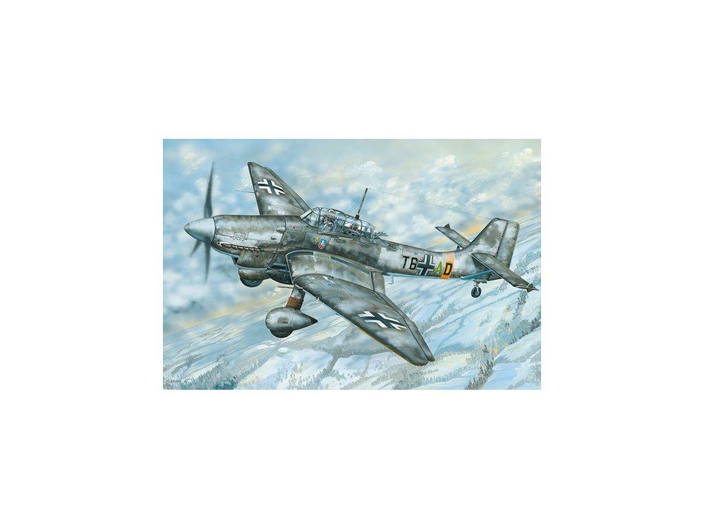 03217 Junkers Ju 87D Stuka