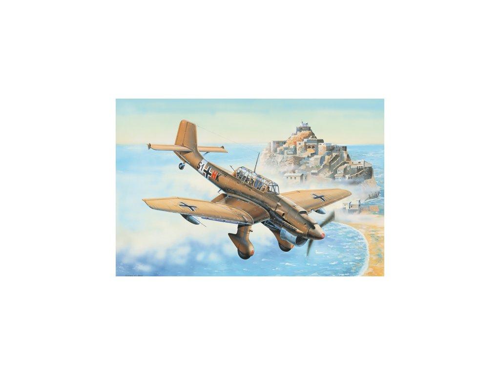 03216 Junkers Ju 87D Stuka