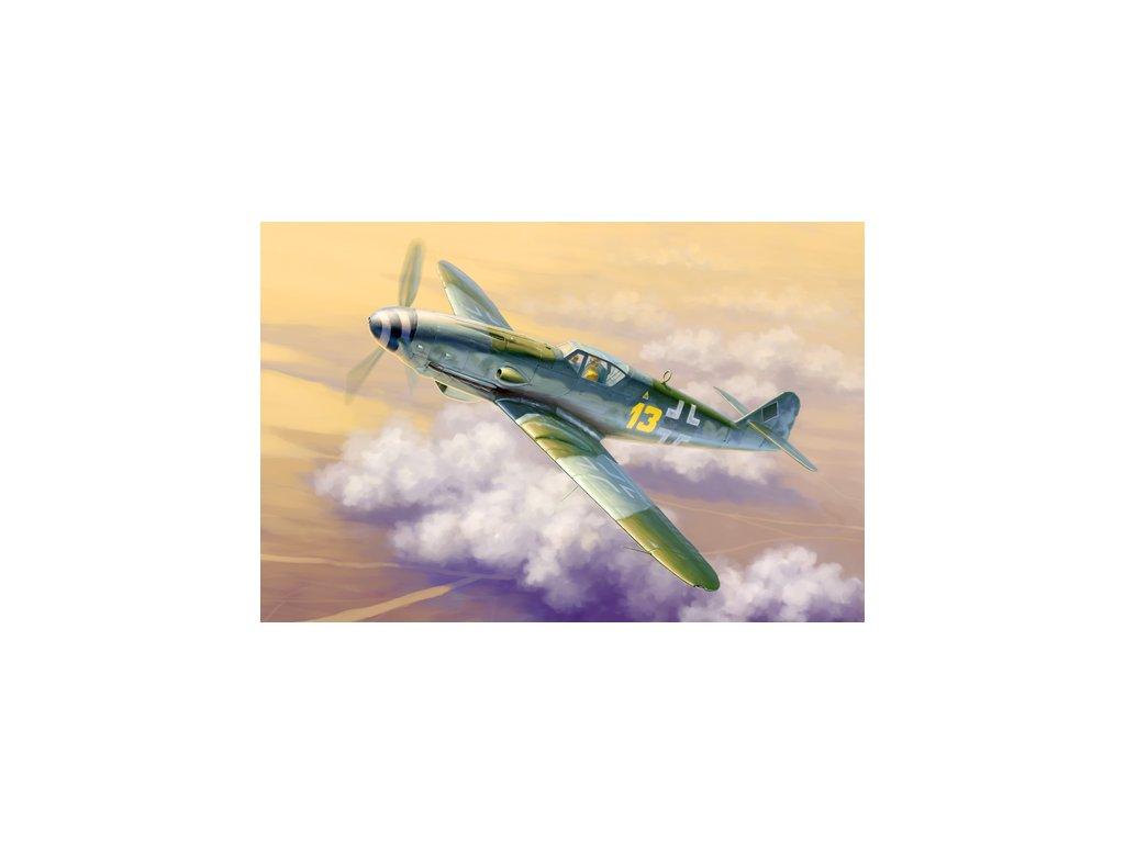 02299 Messerschmitt Bf 109K 4