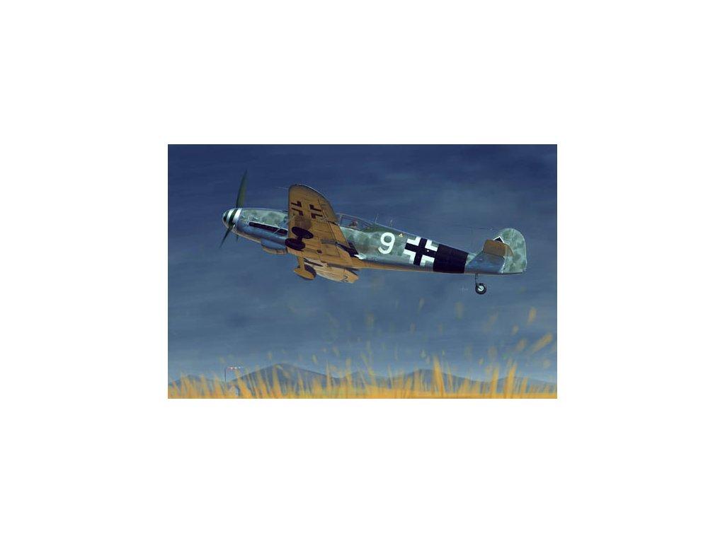 02298 Messerschmitt Bf 109G 10