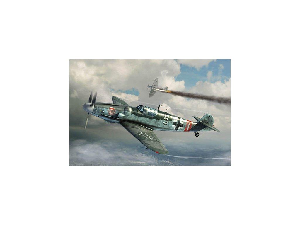 02297 Messerschmitt Bf 109G 6(Late)