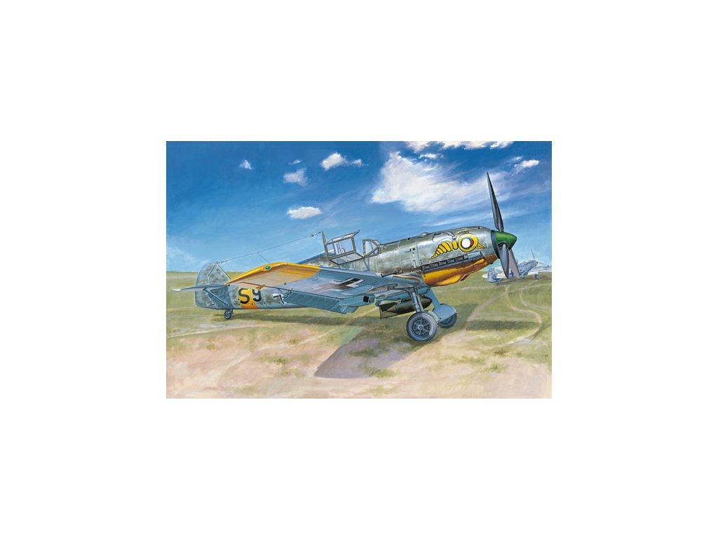 02291 Messerschmitt Bf 109E 7