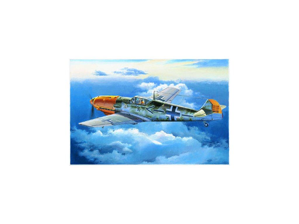 02289 Messerschmitt Bf 109E 4