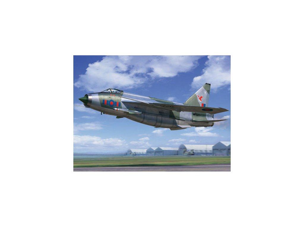 02281 English Electric (BAC) Lightning F.2A F.6
