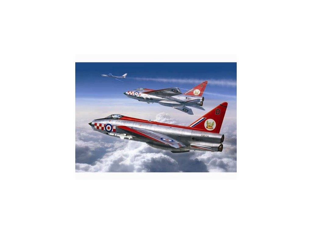 02280 English Electric (BAC) Lightning F.1A F.3